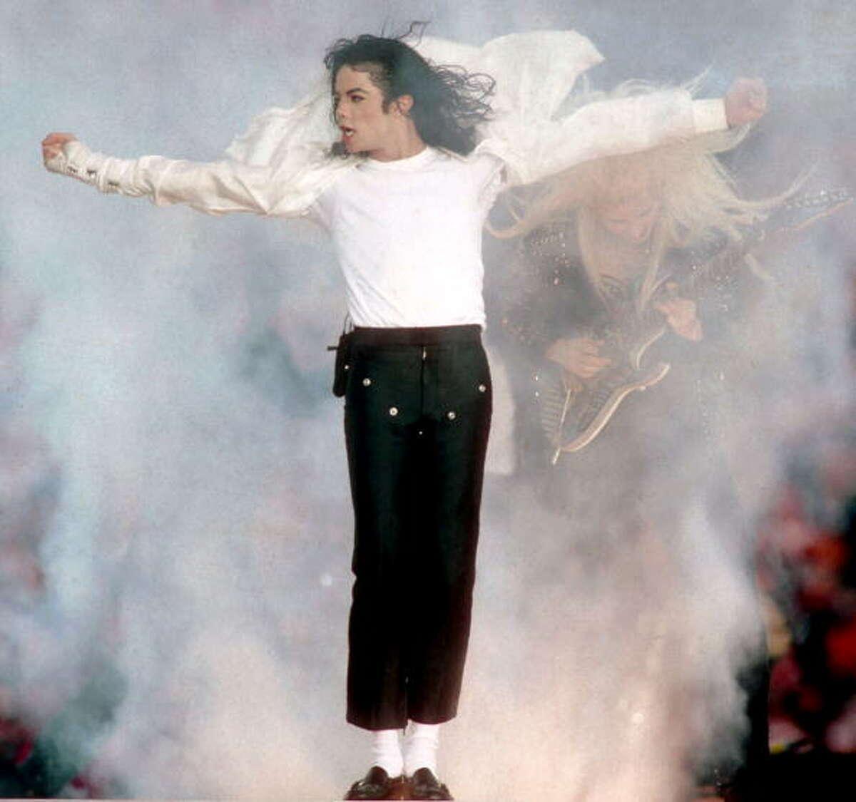 1. Michael Jackson, $115 million.