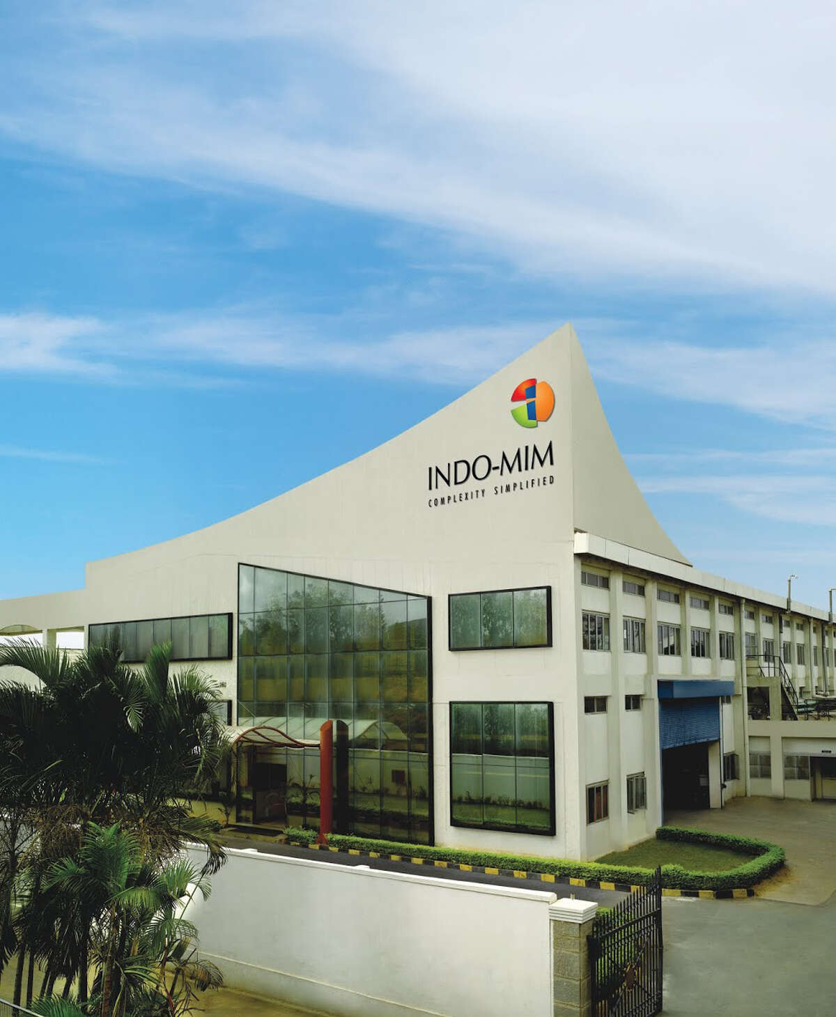 Indo-MIM has a global workforce of more than 2,000 employees and sales of over $100 million annually with locations around the world, including this one in Bangalore, India.