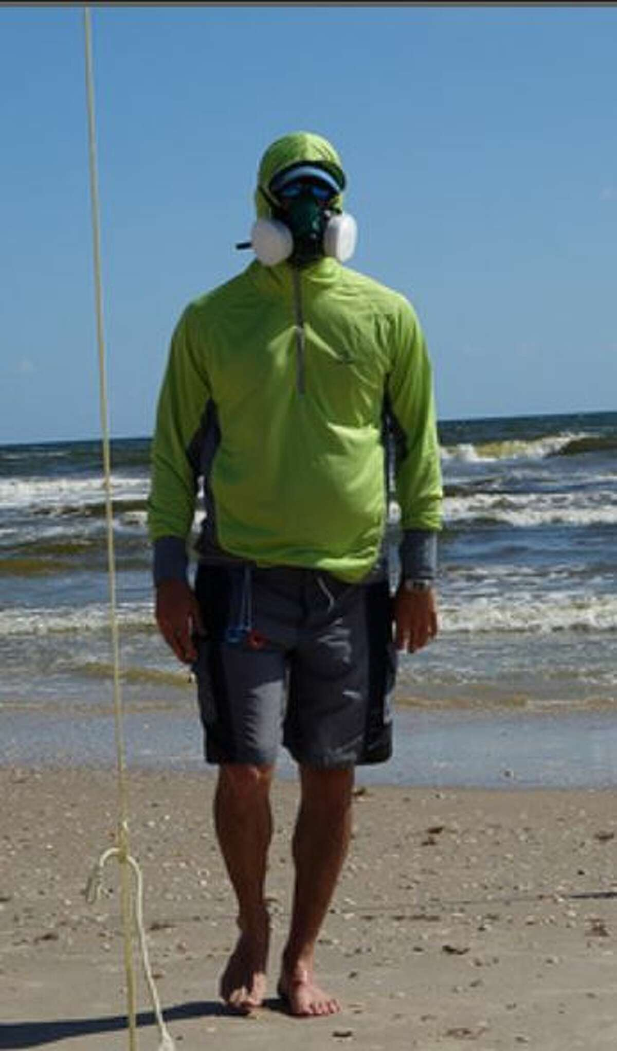 Duke Washmon and his fishing team spend six months prepping for the Sharkathon competition.