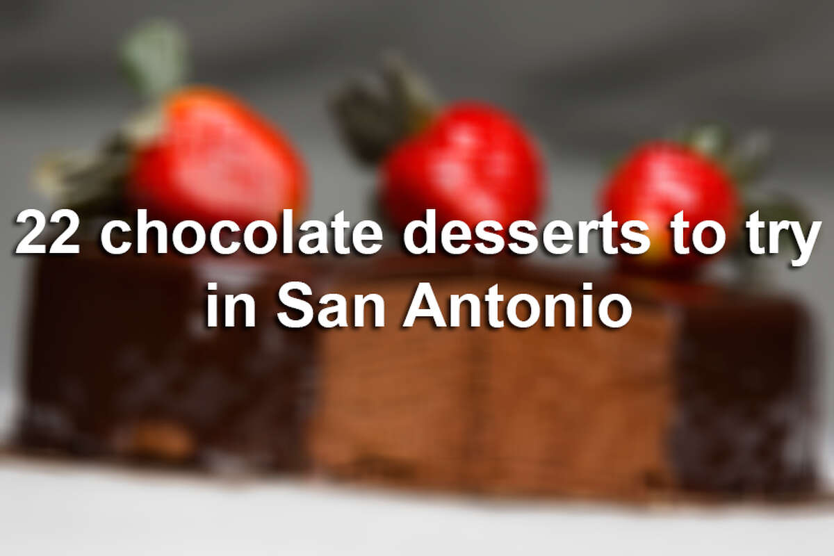 Here are nearly two dozen gooey and rich treats to try in the San Antonio area that are perfect for a special occasion or just a Thursday.