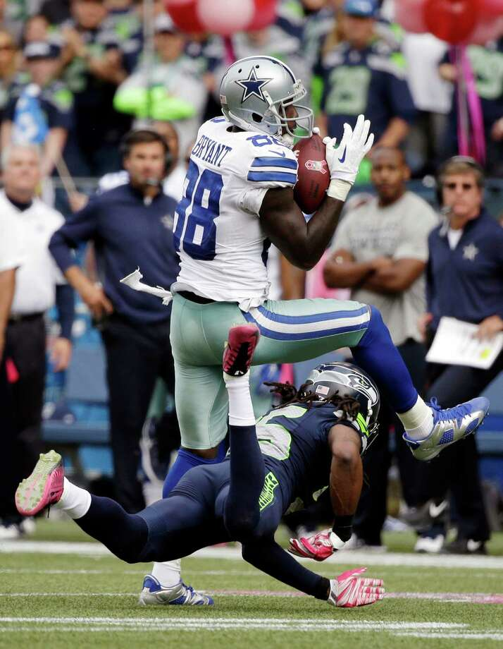 Seahawks Notes Richard Sherman Up For Shadowing Dez Bryant