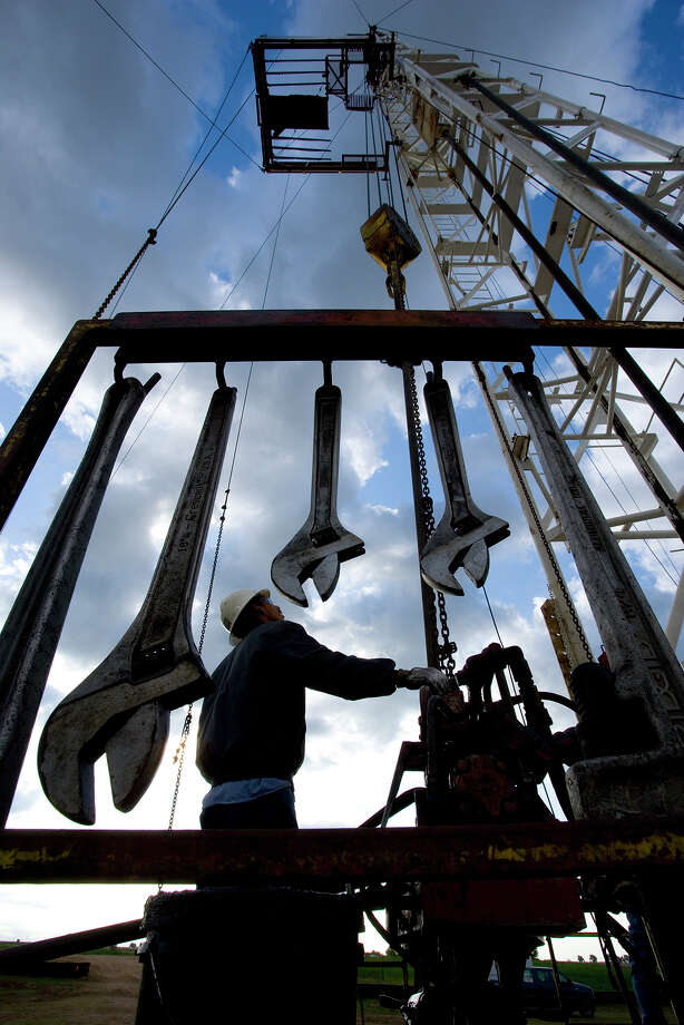 Andarko Petroleum's CEO says efficiencies in Texas' Permian Basin have made it competitive with the  Wattenberg Field in Colorado, above, where Anadarko  has its core assets.  (Anadarko photo) Photo: Anadarko Petroleum Corp. / ©2007