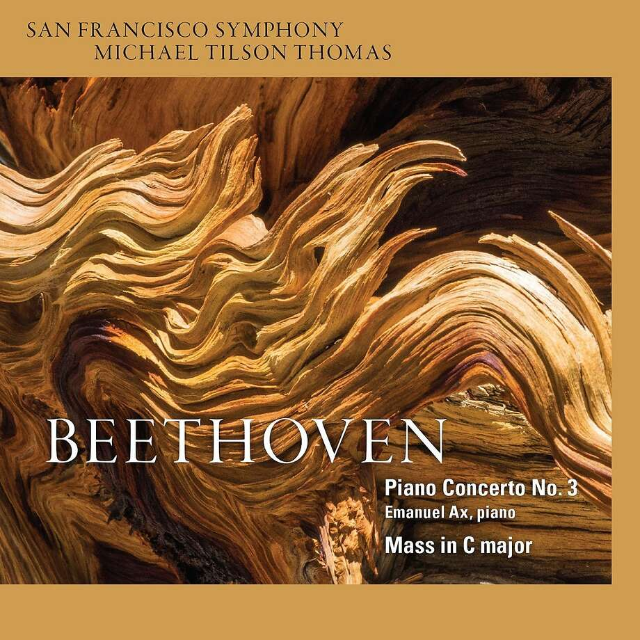 CD cover: Beethoven, Piano Concerto No. 3, Mass in C Photo: SFS Media