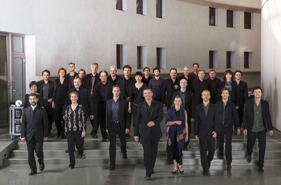 Ensemble Intercontemporain's musical skill imparts expressiveness to a range of compositions. Photo: Franck Ferville