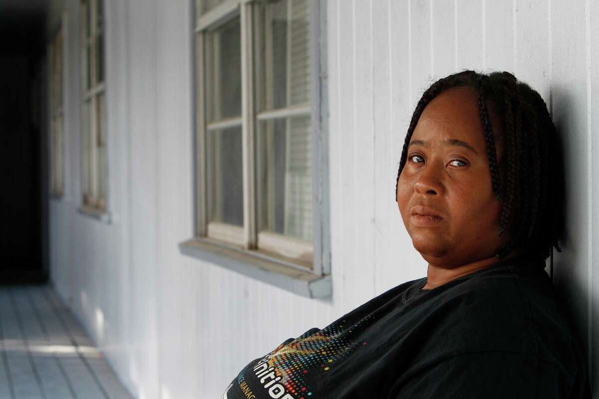 Dearie Ruth had a tough time finding a new home as the deadline nears for Crestmont Village Apartments' closure.