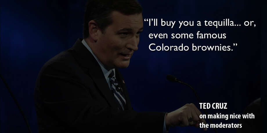 Ted Cruz Photo: Getty Images