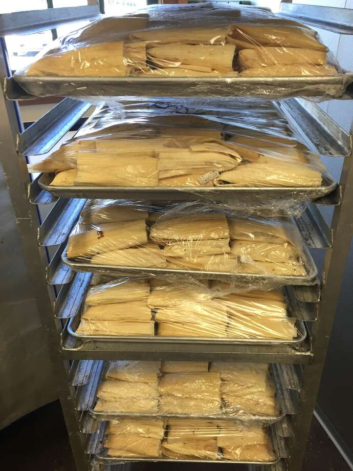 """Fans of Killen's BBQ in Pearland have another reason to stand in line at the barbecue paradise. Chef Ronnie Killen has brought back his brisket tamales for the next few months, building on top of great success with them last fall and winter. """"We did them last year and sold out in 20 minutes,"""" Killen says. """"This year we're making about 125 dozen a week."""""""