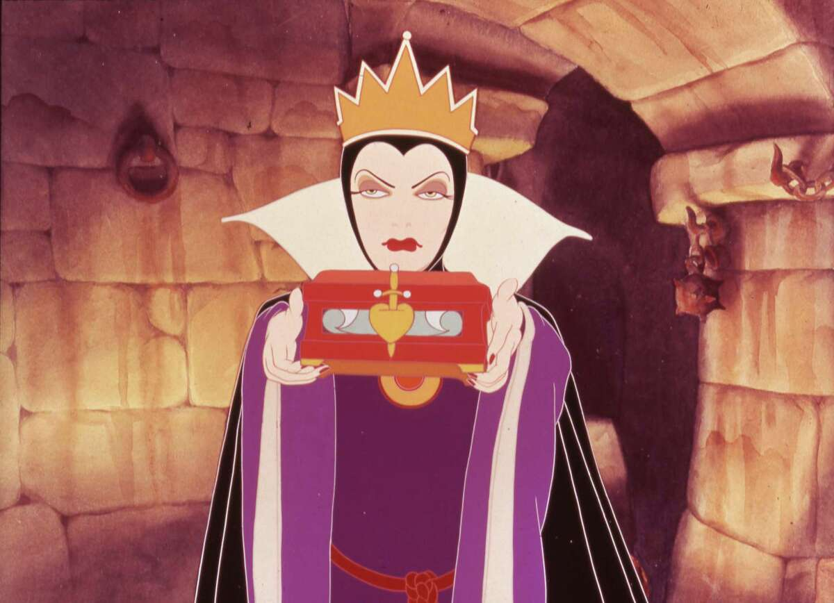 "Queen Grimhilde, ""Snow White and the Seven Dwarfs"" (1937)"