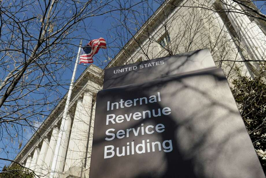 This March 22, 2013 file photo shows the exterior of the Internal Revenue Service building in Washington. Photo: Susan Walsh / Associated Press / AP