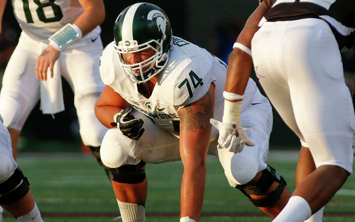 Conklin is also the choice for Walter Football's Walter Cherepinsky, who pegs him as a prospect with a high floor, even if he doesn't turn into an All-Pro.