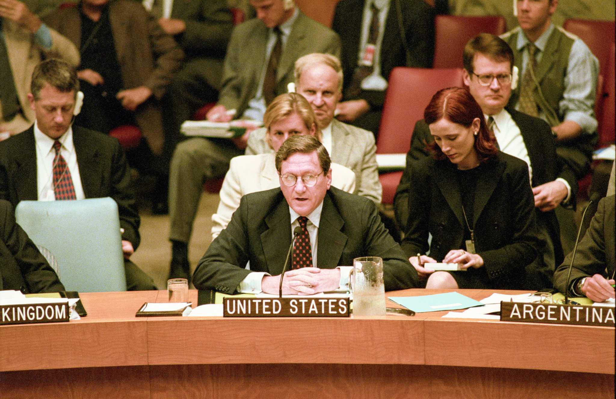 HBO portrait of Richard C. Holbrooke, a driven \'Diplomat\' - SFGate