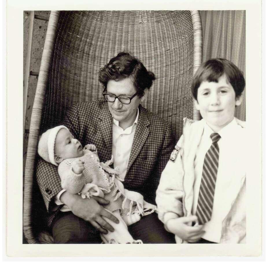 Anthony Holbrooke, Richard Holbrooke, David Holbrooke.