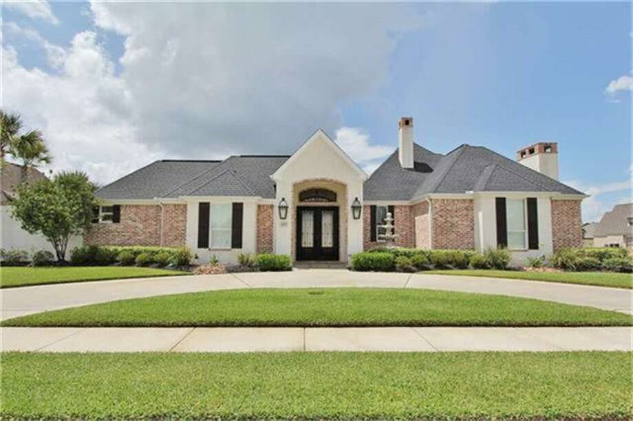203 Mandavilla Way, Lumberton, TX 77657. $575,000. 4 bedroom, 3 full, 1 half bath. 3,918 sq. ft. Photo: Courtesy Of Realtor.com