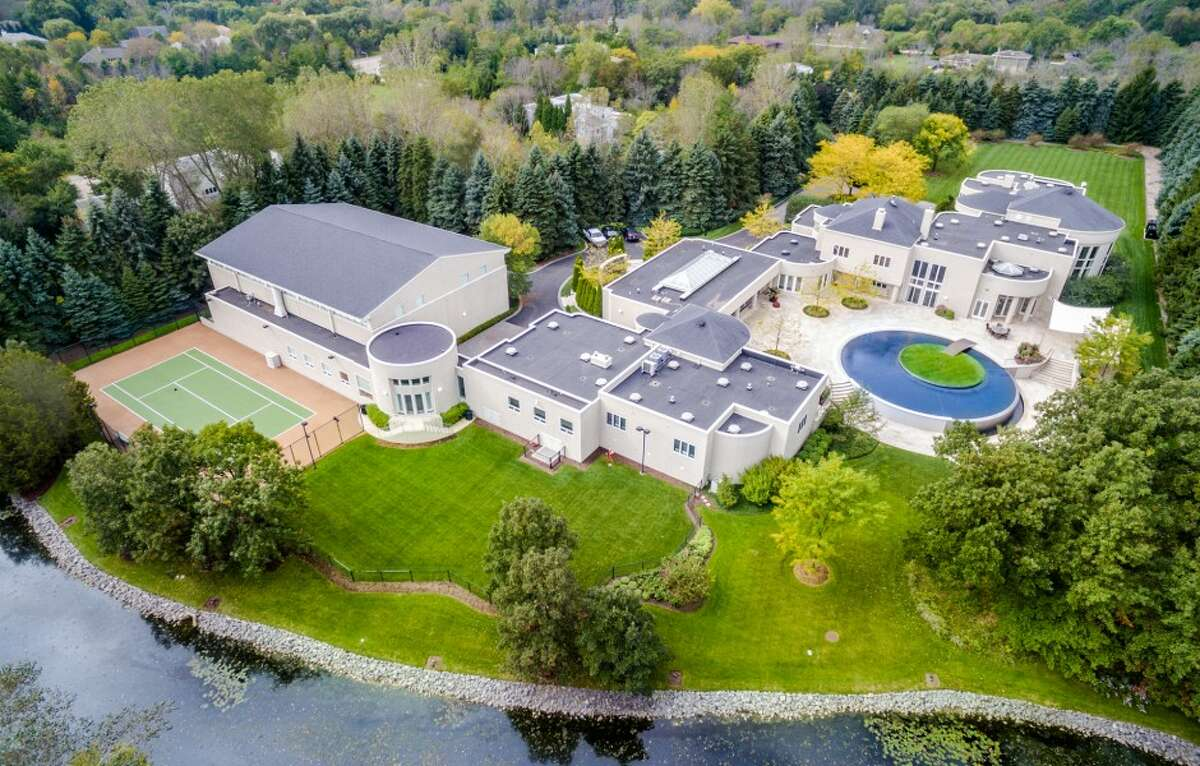 For $14,855,000 the new owner of this lavish home will be able to say