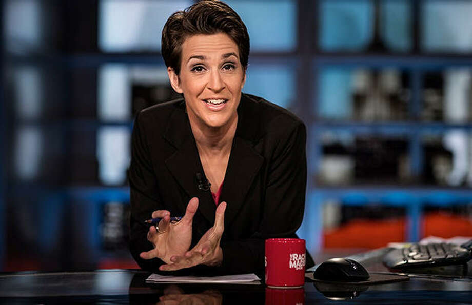 bad year 2016 was great for rachel maddow s msnbc ratings sfgate