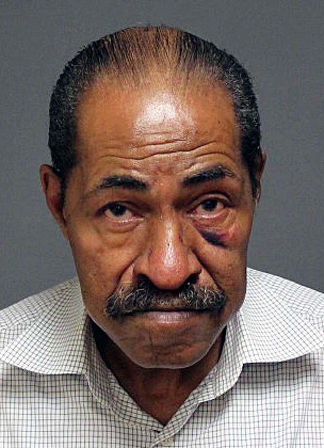 William Mabry, 70, of New York City, was arrested for allegedly try to withdraw money from someone else's bank account. Photo: Contributed Photo / Hearst Connecticut Media /  Fairfield Citizen contributed