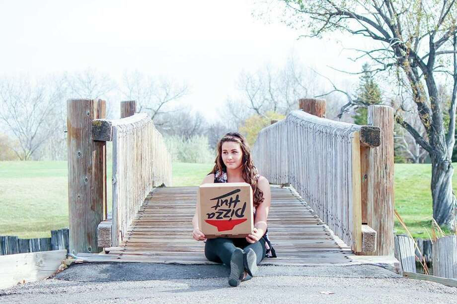 No lover in your life? Take a hint from this cheese-loving woman who did a couples photoshoot with a pizza.The 19-year-old told mySA.com she had her reasons for the photoshoot, but it really doesn't need explaining – we get it. Photo: Provided By Nicole Larson