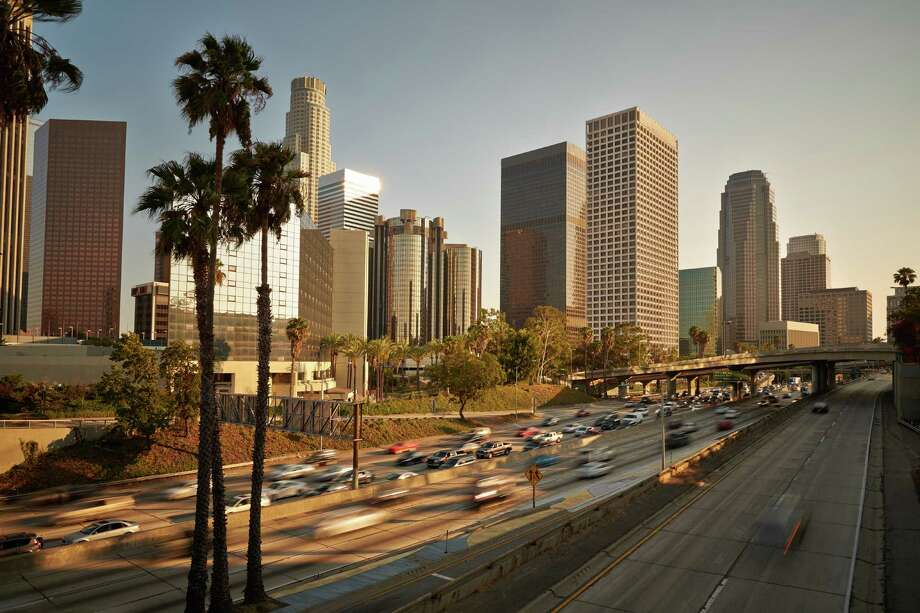 Downtown Los Angeles Photo: Steve Lewis Stock, Getty Images / (c) Steve Lewis Stock