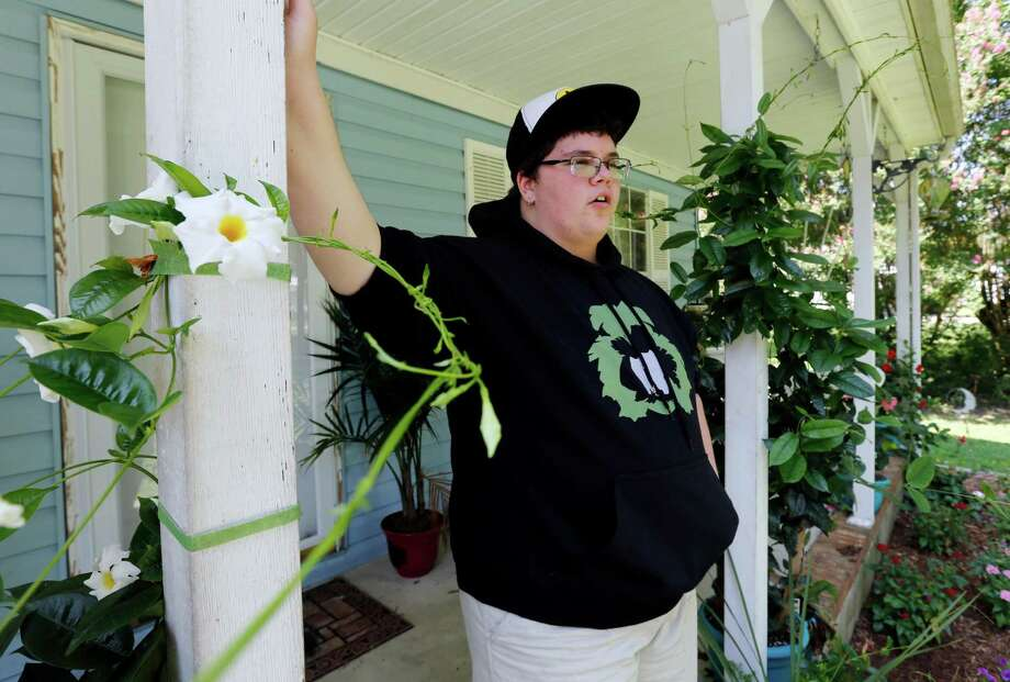 Gavin Grimm was born female but identifies as a male. Gavin was allowed to use the boys' bathroom at school until parents of other students complained. On Thursday, the Obama administration came out in favor of his wish to use the boys' bathroom. Photo: Steve Helber, STF / AP