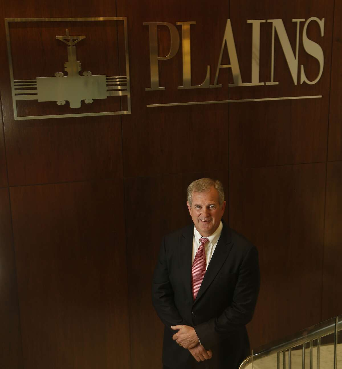8. Plains GP Holdings LPIndustry: Finances/Oil and gasYear to date stock changes: +55.2 Source: Bloomberg