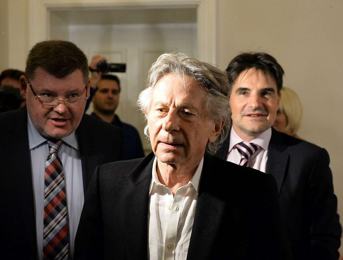 Roman Polanski attends a press conference after the announcement at the regional court in Krakow on October 30, 2015 not to extradite him to the United States to face sentencing for raping a 13-year-old girl in 1977. AFP PHOTO/JANEK SKARZYNSKIJANEK SKARZYNSKI/AFP/Getty Images