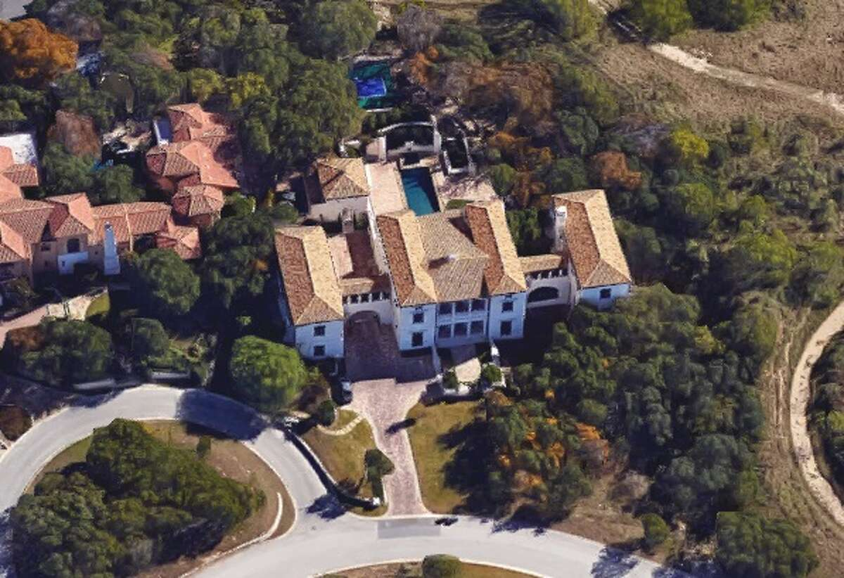 40. 1 block of Kelian Court, San Antonio 78230Appraised value: $3.48 millionLiving area (square foot): 9,622Acreage: 1.34