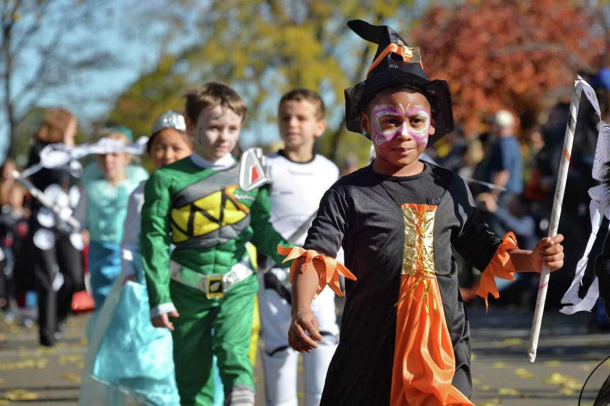 Oct. 31: Halloween. Trick or treat.