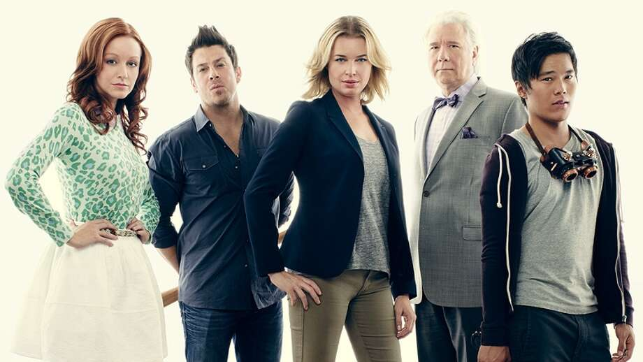 The second season of TNT's The Librarians debuts Sunday, November 1st. Photo: TNT