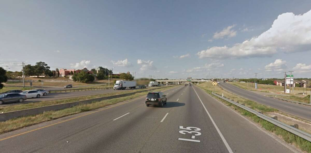 24. Austin: I-35 between Ben White Blvd. and Slaughter Lane Annual cost of delay: $33.29 million Annual hours of delay: 349,264