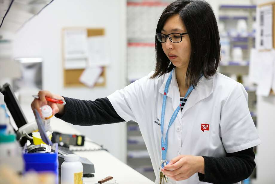 Walgreens and CVS up their game as retail drug business booms - San ...