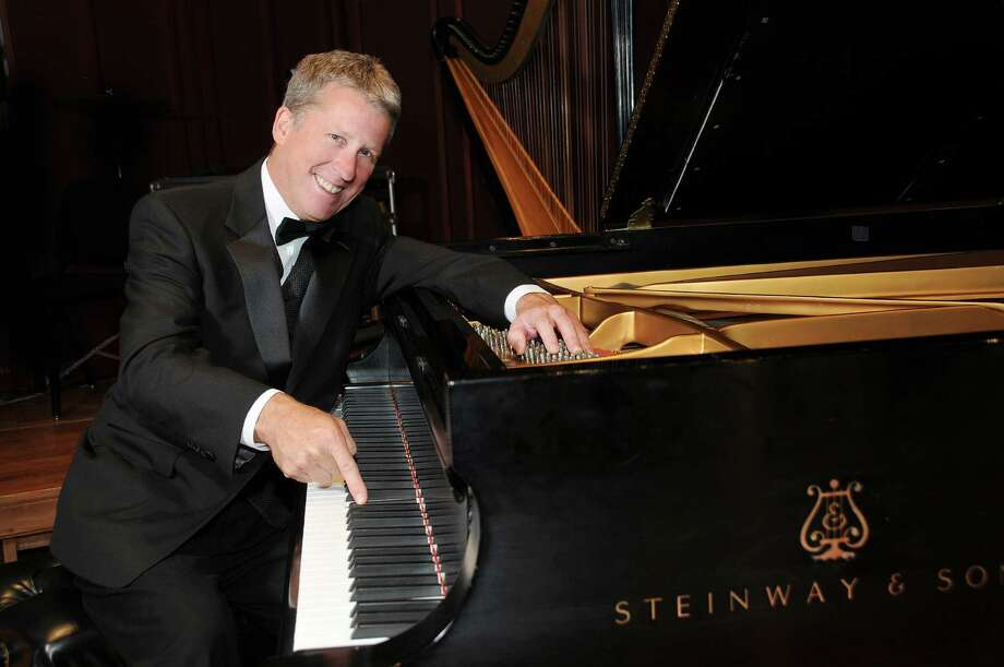 Rich Ridenour was Friday's guest artist at the season-opening San Antonio Symphony Pops series concert. Photo: Courtesy