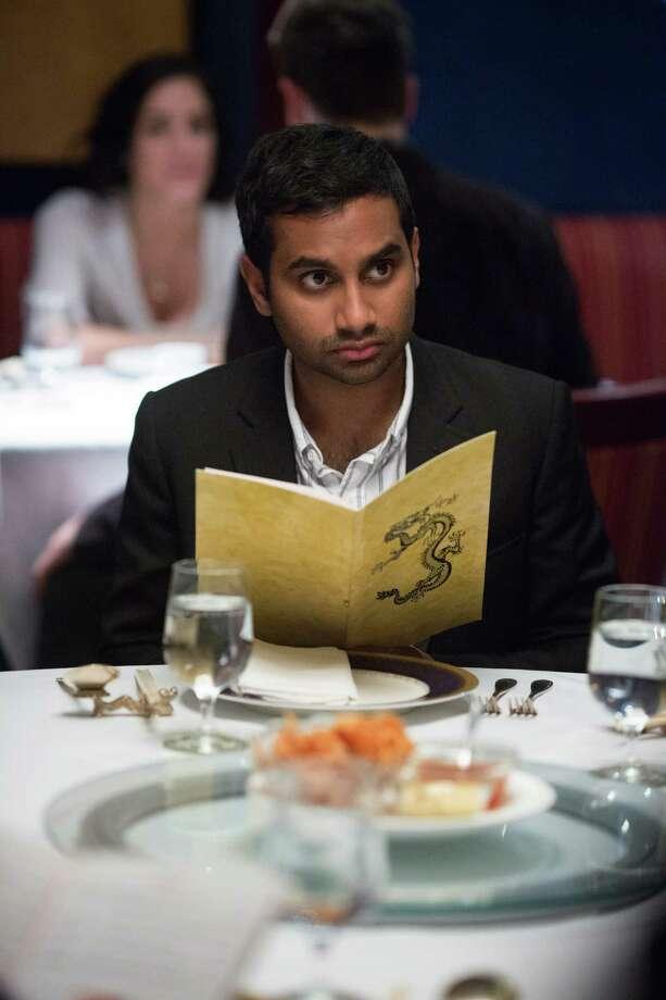 "Aziz Ansari in the Netflix original series ""Master of None"" Photo: K.C. Bailey"