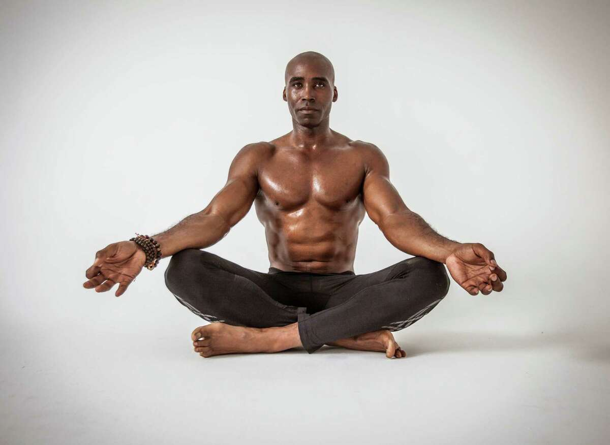 Former NFL player and Houston Texans Keith Mitchell will lead the meditation at Wanderlust 108 at Buffalo Bayou on Nov. 7. He turned to yoga and meditation after a career-ending injury.