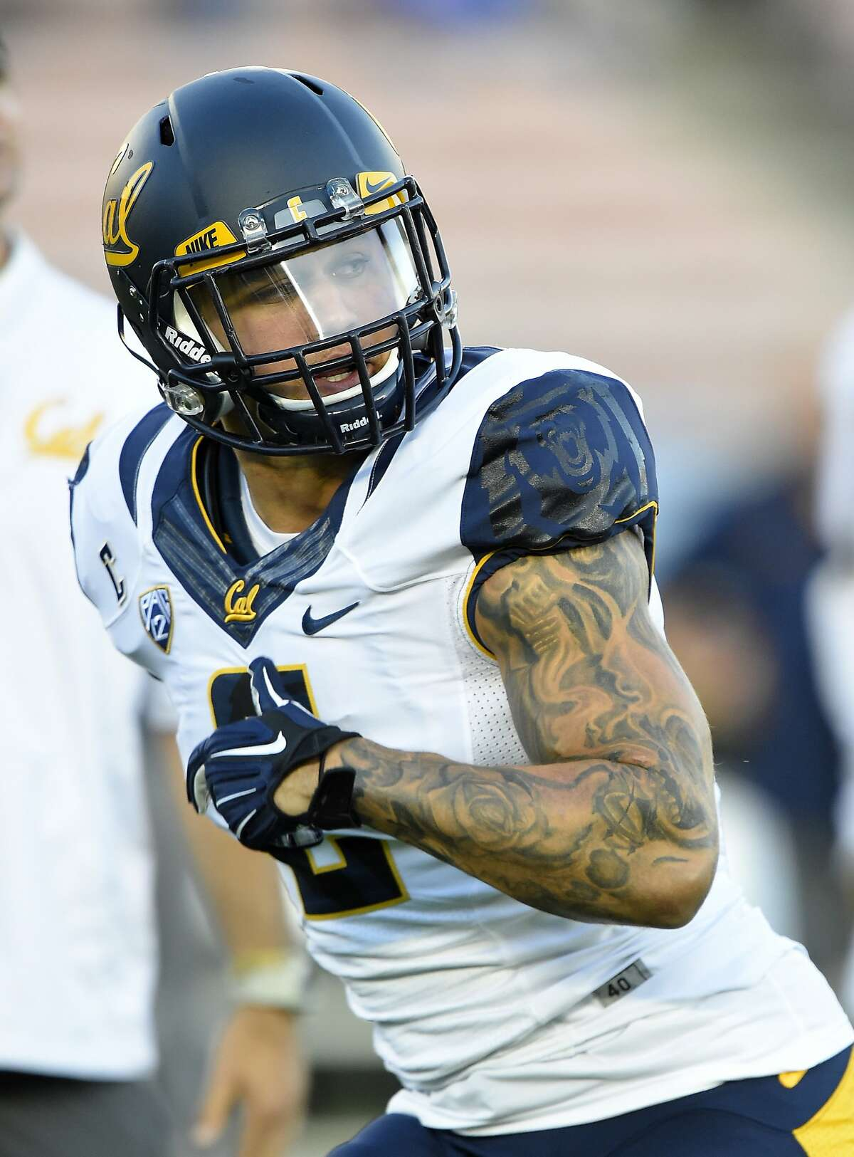 Cal running back Daniel Lasco rushed for 1,115 yards last season, but has been slowed by an injury this season.