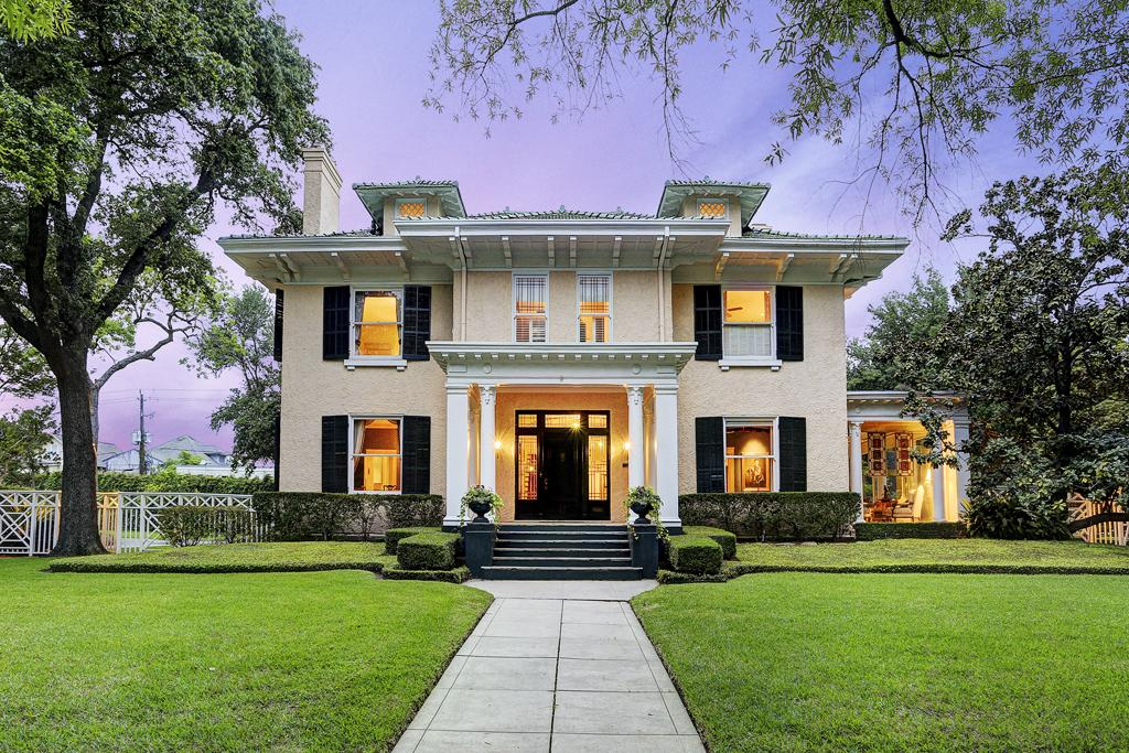 What a remodeled historic home in montrose will cost you for Modern homes texas