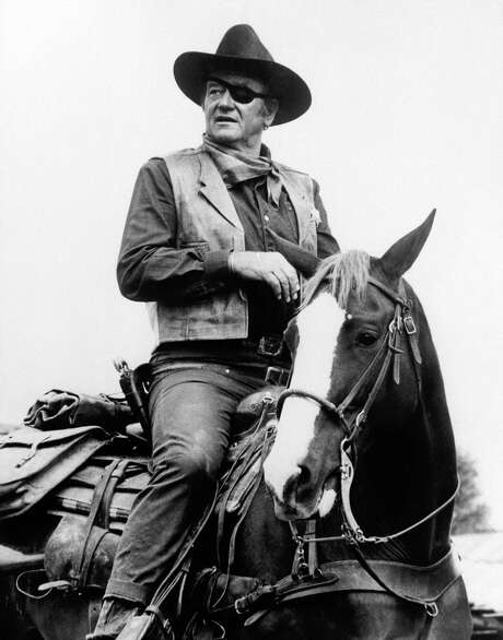 John Wayne was once a big deal in advertising, but many brands today sway us with friends and family. Photo: HOEP / Paramount Pictures