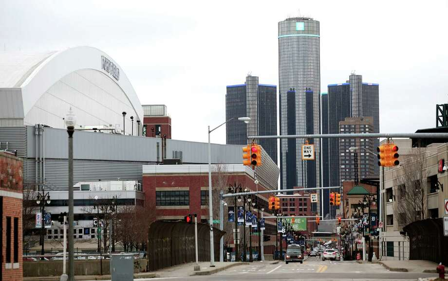 Detroit, shown in this file photo, is among U.S. cities gaining college graduates. It's an urban myth that population loss and brain drain go hand in hand. On the contrary, of the 100 largest American metropolitan areas that lost population in this time period, every one gained in the percentage of college-educated residents. Photo: Bill Pugliano /Getty Images / 2014 Getty Images
