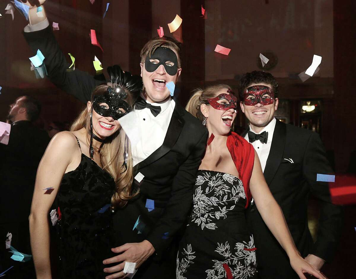 Were you Seen at The Masquerade, a benefit for Ronald McDonald House Charities of the Capital Region, Inc., held at The National Savings Bank in Albany on Friday, Oct. 30, 2015?