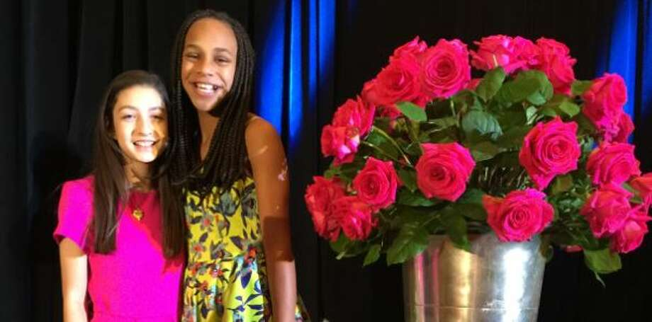 Lauren Gaston Elie and Jordan Fein, founders of Flower Power Gives. Photo: Flower Power Gives