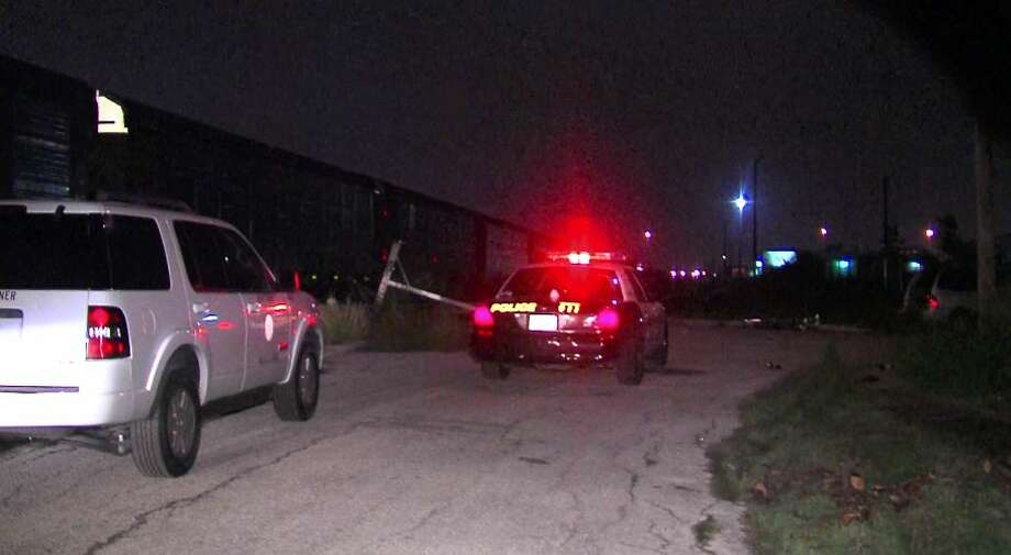 A Union Pacific train struck and killed a man in his 30 s late Friday on the West Side. Photo: White, Tyler L, Courtesy/Marcus Floyd