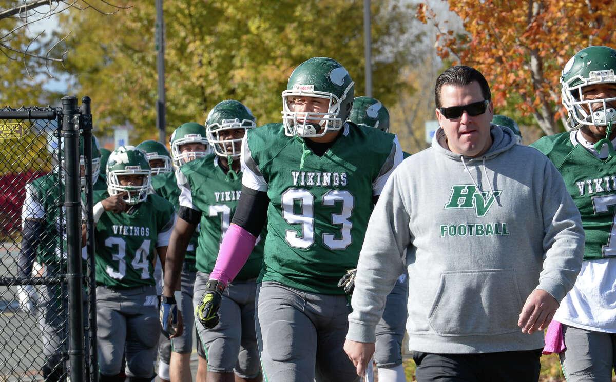 Were You Seen at the Hudson Valley Community College vs. Navy Prep football game at HVCC in Troy on Saturday, Oct. 31, 2015? This was the last game to be played on the existing field. Construction begins in the spring on a new outdoor athletic complex.