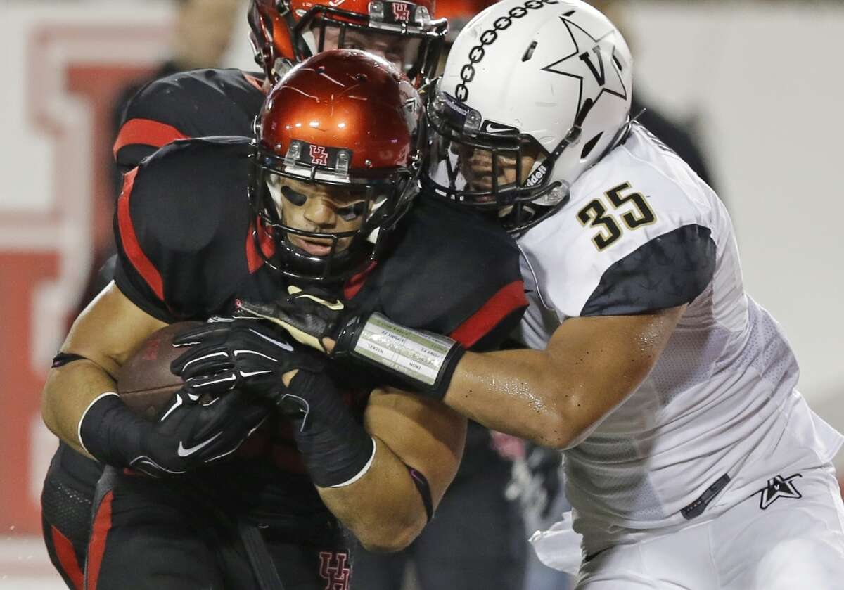 The last time Houston played Vanderbilt resulted in a 34-0 Cougars' win in 2015.