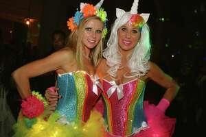 It was a rowdy Halloween night at the Bonham Exchange - Photo