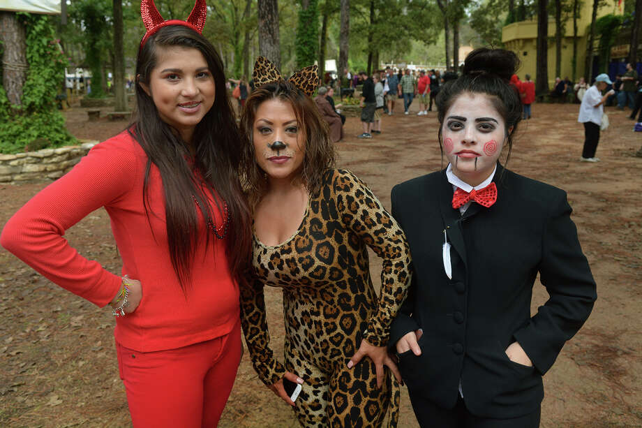 """Seenster"" during ""All Hallows Eve"" weekend at the Texas Renaissance Festival on Oct. 31, 2015 (Photo by Jerry Baker/Freelance)4 Photo: Jerry Baker, For The Houston Chronicle"