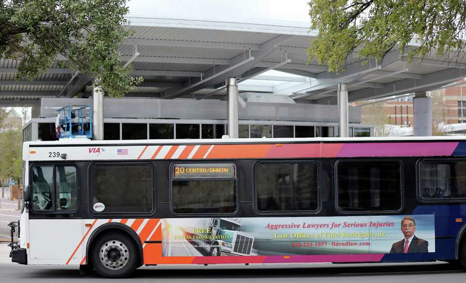 Registered voters can ride VIA for free on Election Day - San ...