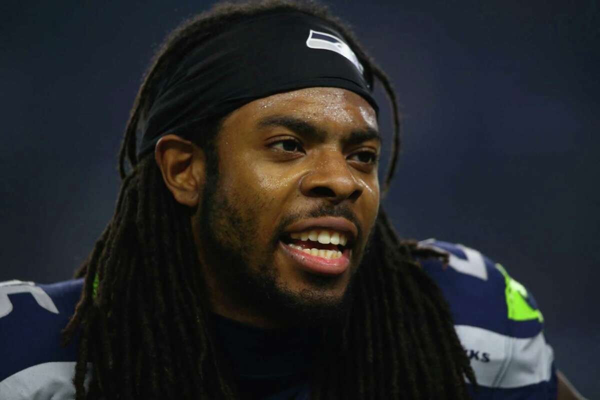 1. Richard Sherman is way better than Pro Football Focus says he is Six weeks into his regular season, the analytics site Pro Football Focus ranked Richard Sherman as the 82nd-best cornerback in the NFL. Seems a little off, based off how he kept Cowboys wide receiver Dez Bryant on Sunday to two catches for 12 yards.Bryant was hyped to be back after a suffering a foot injury in the Cowboys' regular season opener. But he was a non-factor despite six targets from Cassel. At one point, he picked up an offensive pass interference while trying to keep Sherman from making an interception.