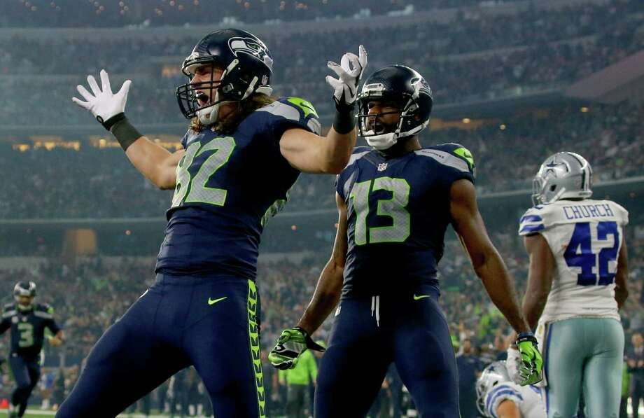 Seattle Seahawks at Dallas Cowboys Photo: Ronald Martinez, Getty Images / 2015 Getty Images