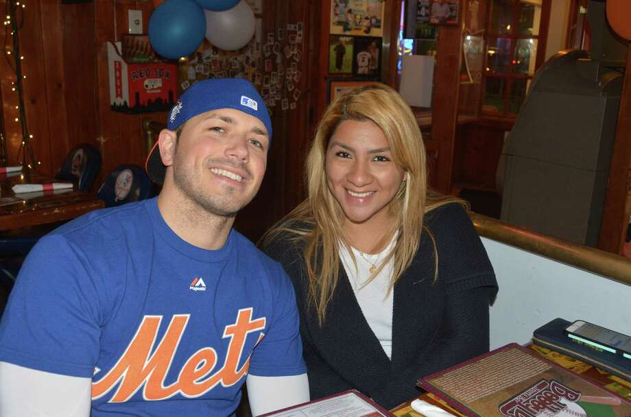 Were you SEEN watching the Mets game at Bobby V's in Stamford on November 1, 2015? Photo: Vic Eng  / Hearst Connecticut Media Group