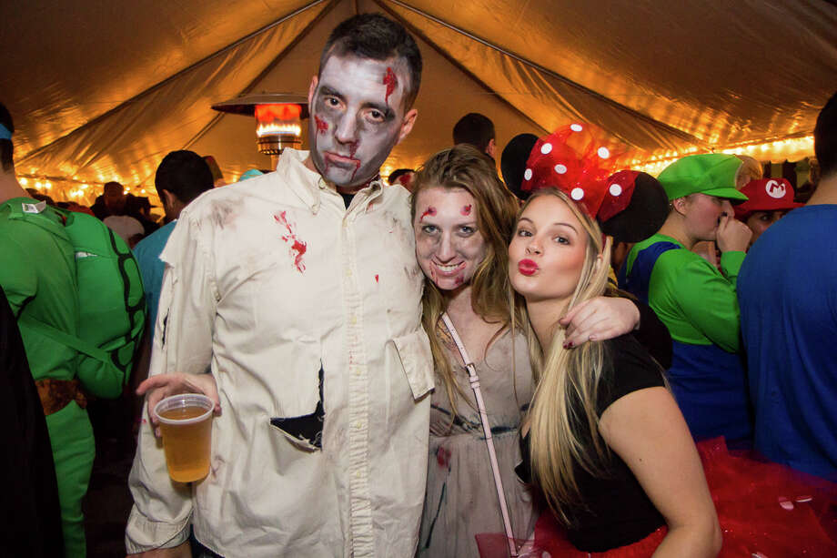 Were You Seen at the Lark Street BID's Halloween Party at the Washington Park Lakehouse in Albany on Saturday, October 11, 2015? Photo: Brian Tromans