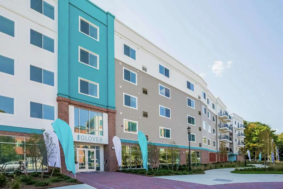 Stamford, Conn.-based Building and Land Technology announced it has begun leasing the new One Glover Apartments in Norwalk, adjacent to the Merritt 7 Metro North Station and the Merritt Parkway. Photo: Ree_ann_macachor